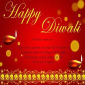 Diwali Greetings Hindi SMS Quotes Wallpapers Image icon