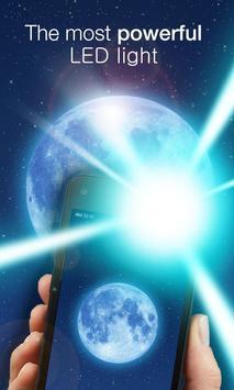 LED Flashlight+Time+Battery screenshot 10