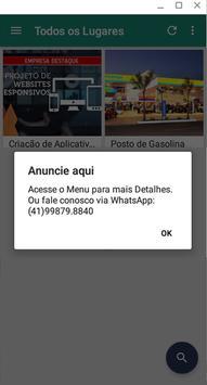 Guia Comercial de Curitiba - PR apk screenshot