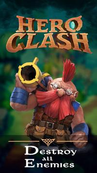 Hero Clash poster