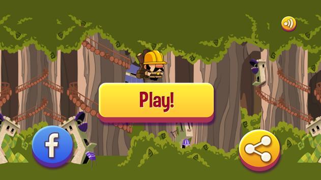 Jungle Runaway screenshot 1