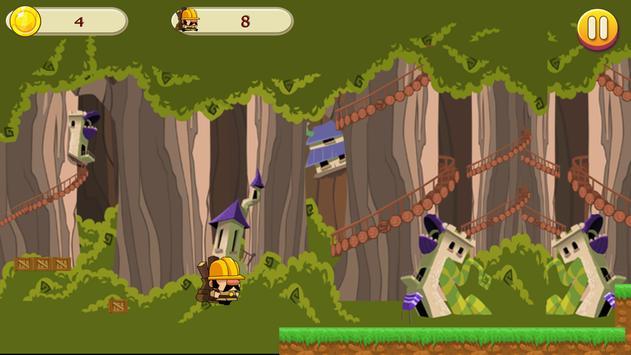 Jungle Runaway screenshot 2