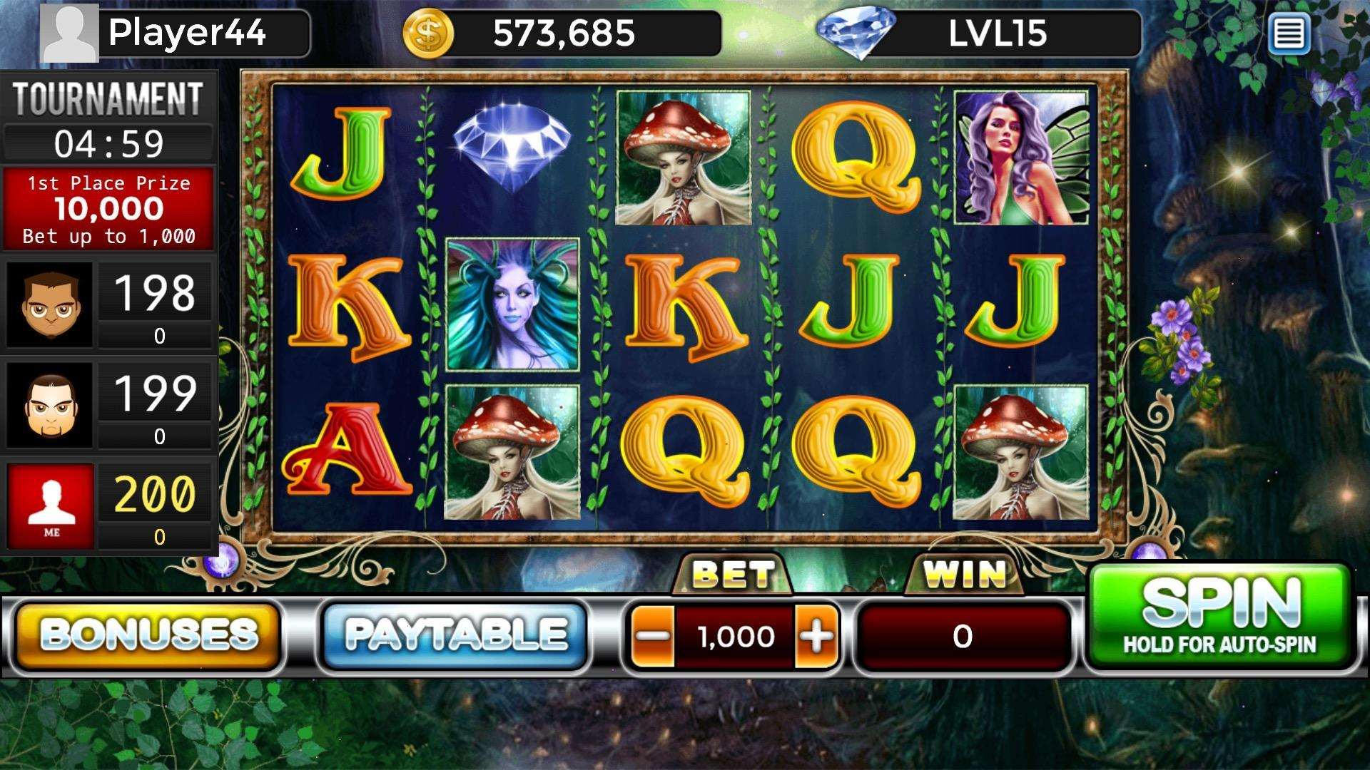 Free Online Slots Enchanted