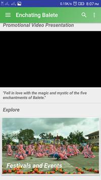 Enchanting Balete apk screenshot
