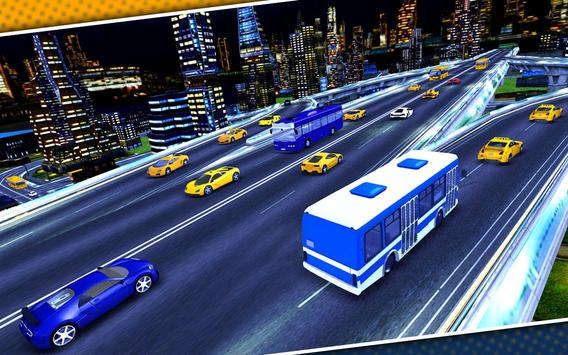 City Taxi Driving Simulator 17 - Sport Car Cab screenshot 4