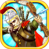 Archer Hero : Battle for Pride icon