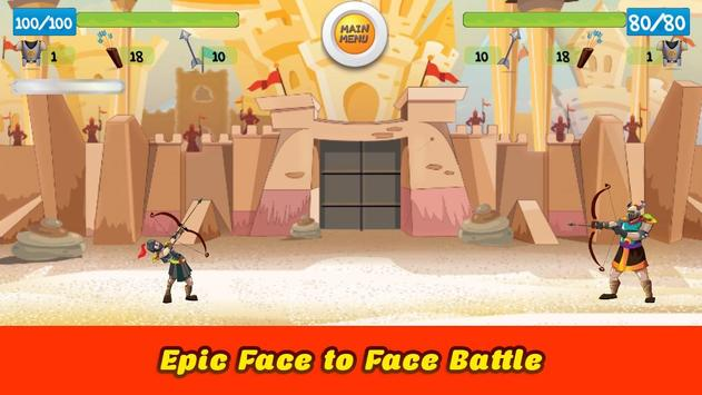 Archer Hero : Battle for Pride apk screenshot