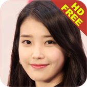 IU Wallpaper HD Free icon