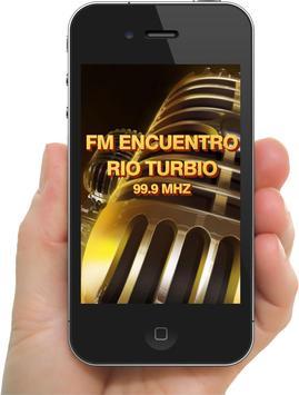 FM Encuentro 99.9 poster