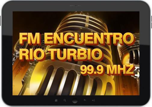 FM Encuentro 99.9 apk screenshot