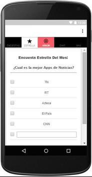 EncuestApps apk screenshot