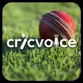 CricVoice icon