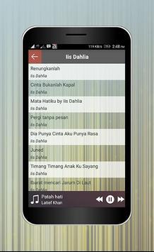 Top Dangdut Lawas Lengkap apk screenshot