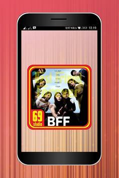 Lagu Ost Best Friend Forever Trans TV poster