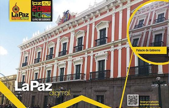 La Paz Digital AR screenshot 1