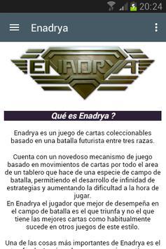 Enadrya Companion apk screenshot