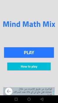 Mind Math Mix apk screenshot