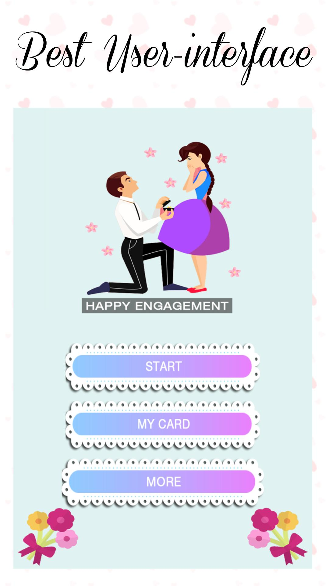 Engagement Invitation Card Maker for Android - APK Download