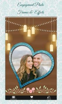 Engagement Photo Frames &  Effects screenshot 1