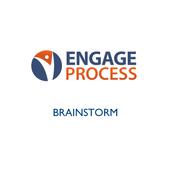 Engage Process Brainstorm icon