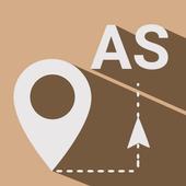 Asia Walk icon