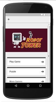 Robot Tower screenshot 1