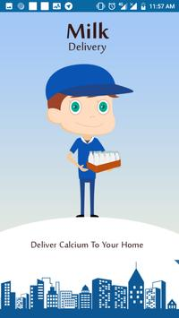 Smart Delivery System poster