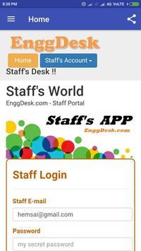 Engg Desk - EnggDesk - College ERP screenshot 2