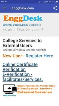 Engg Desk - EnggDesk - College ERP screenshot 5