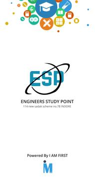Engineers Study Point New Sadak Scheme Indore poster