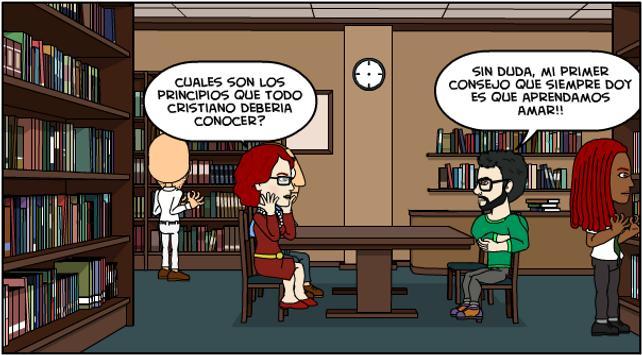 Enghels   El blog cristiano apk screenshot
