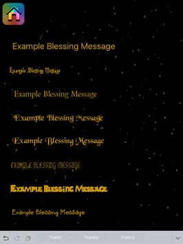 Blessing Candle apk screenshot