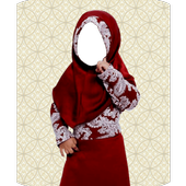 Cute Hijab Photo Maker icon