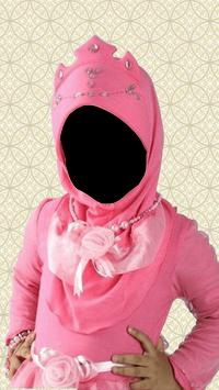 Cute Hijab Photo Maker screenshot 1