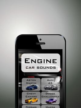 Engine Car Sounds - Enjoy poster