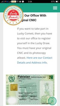 Lucky Cometi screenshot 4