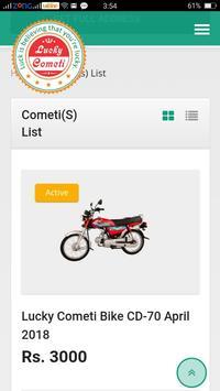 Lucky Cometi screenshot 6