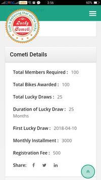 Lucky Cometi screenshot 7