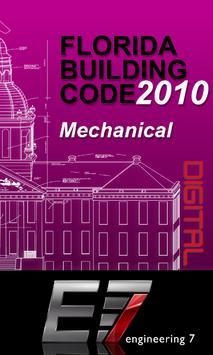 '10 Florida Mechanical Code poster