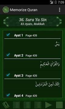 Memorize Quran poster