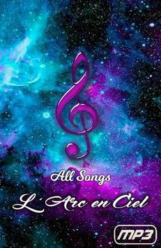 All Songs L'Arc~en~Ciel Mp3 apk screenshot