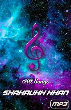 All Songs Shahrukh Khan Mp3 screenshot 2
