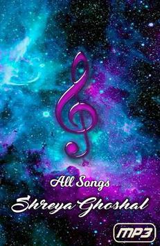 All Songs Shreya Ghoshal Mp3 apk screenshot