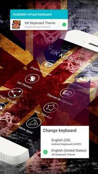 UK Keyboard Theme poster