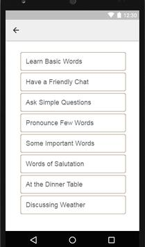 Learn English with Bangla Free: Bengali to English apk screenshot