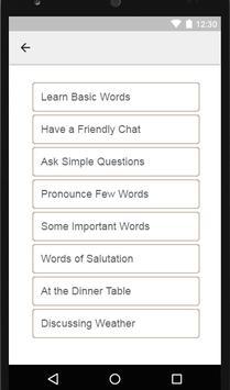 Learn English with Bangla Free: Bengali to English screenshot 6