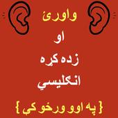 Learn English in Pashto - Speak Pashto to English icon