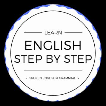 Learn English Step by Step - Spoken English App apk screenshot