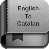 English to Catalan Dictionary and Translator App icon