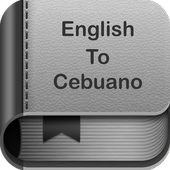 English to Cebuano Dictionary and Translator App icon